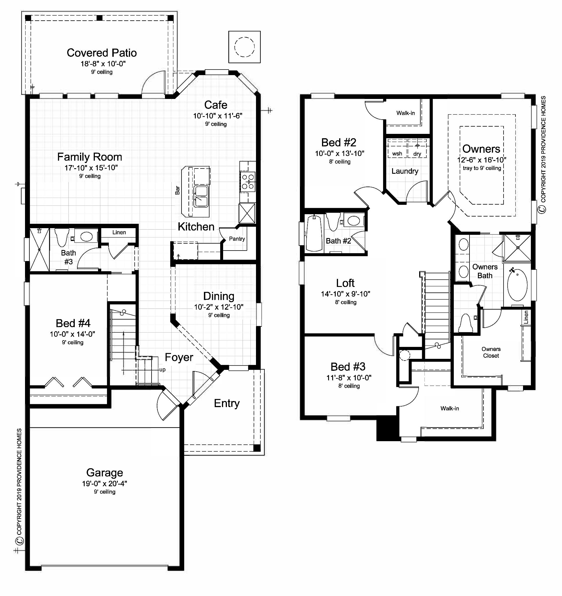 TM425 Floorplan