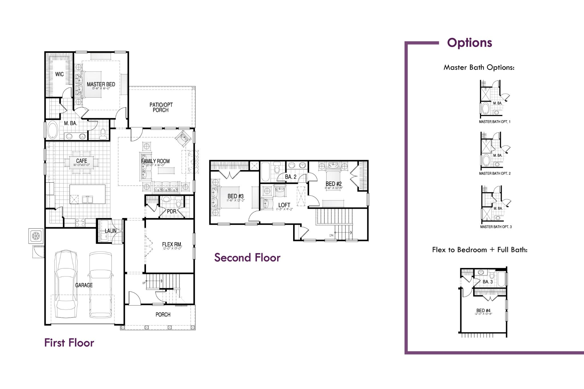 Barnwell Floorplan
