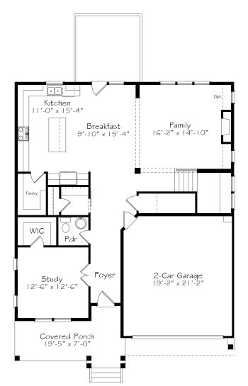 Comfort A - 1st Floor