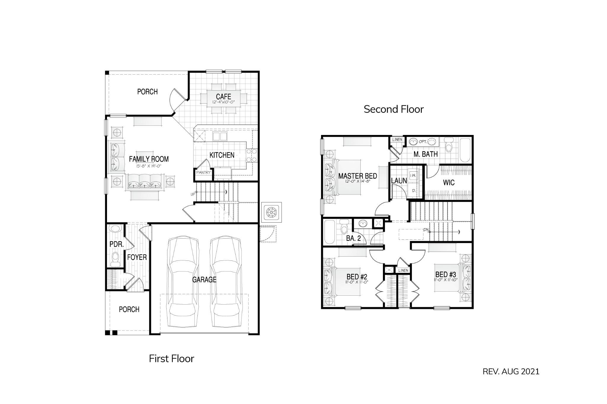 Buffett Floor Plan