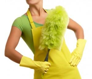 Save money spring cleaning