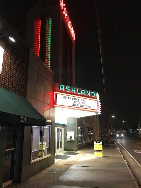 Ashland Theater.