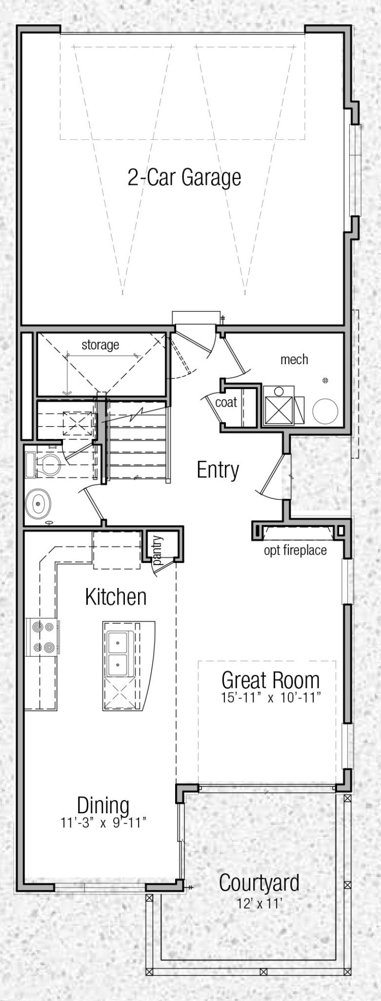 good coventry federal plans #2: View the The Coventry Floor Plan ...