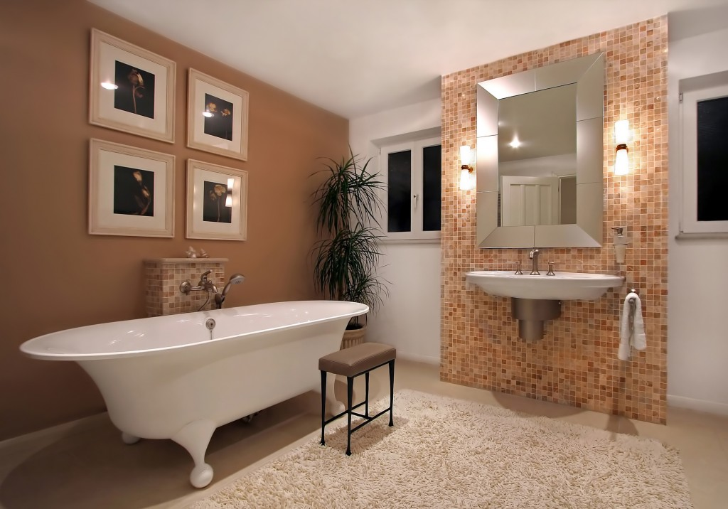 A BRIGHT idea for your bathroom | Tuskes Homes