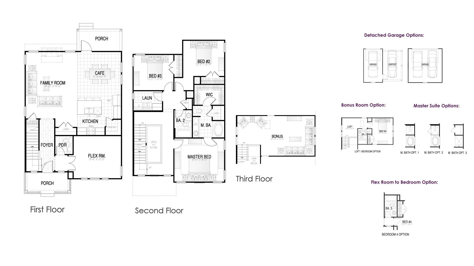 Wando Floor Plan
