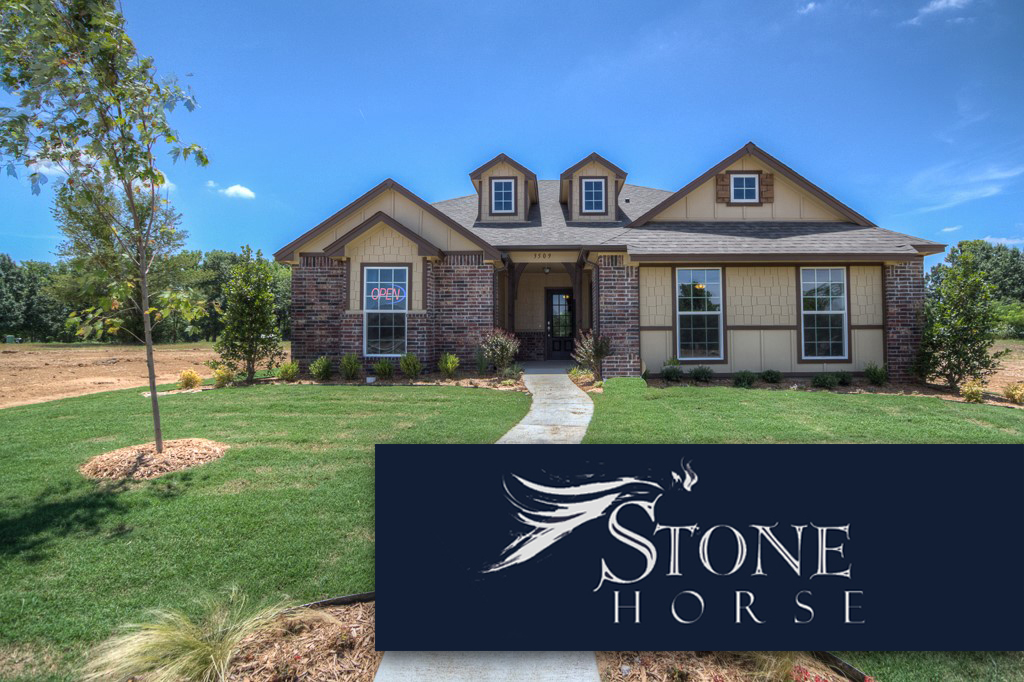 Stone Horse Broken Arrow New Homes Built By Simmons Homes