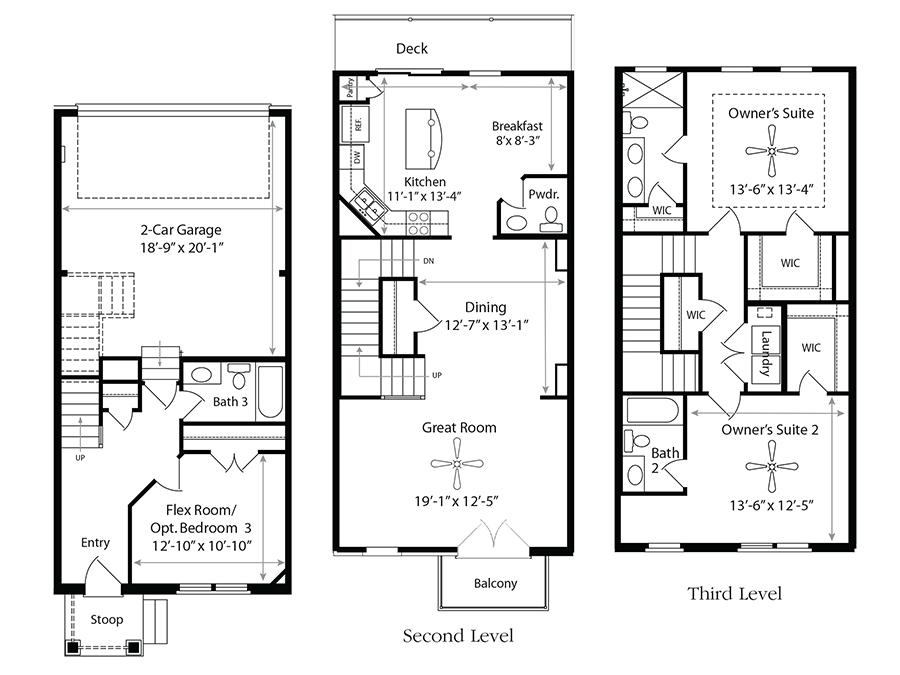 106 Burkitt Commons Nolensville Tn New Home Regent Homes