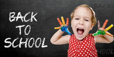 Organizing your home for back to school