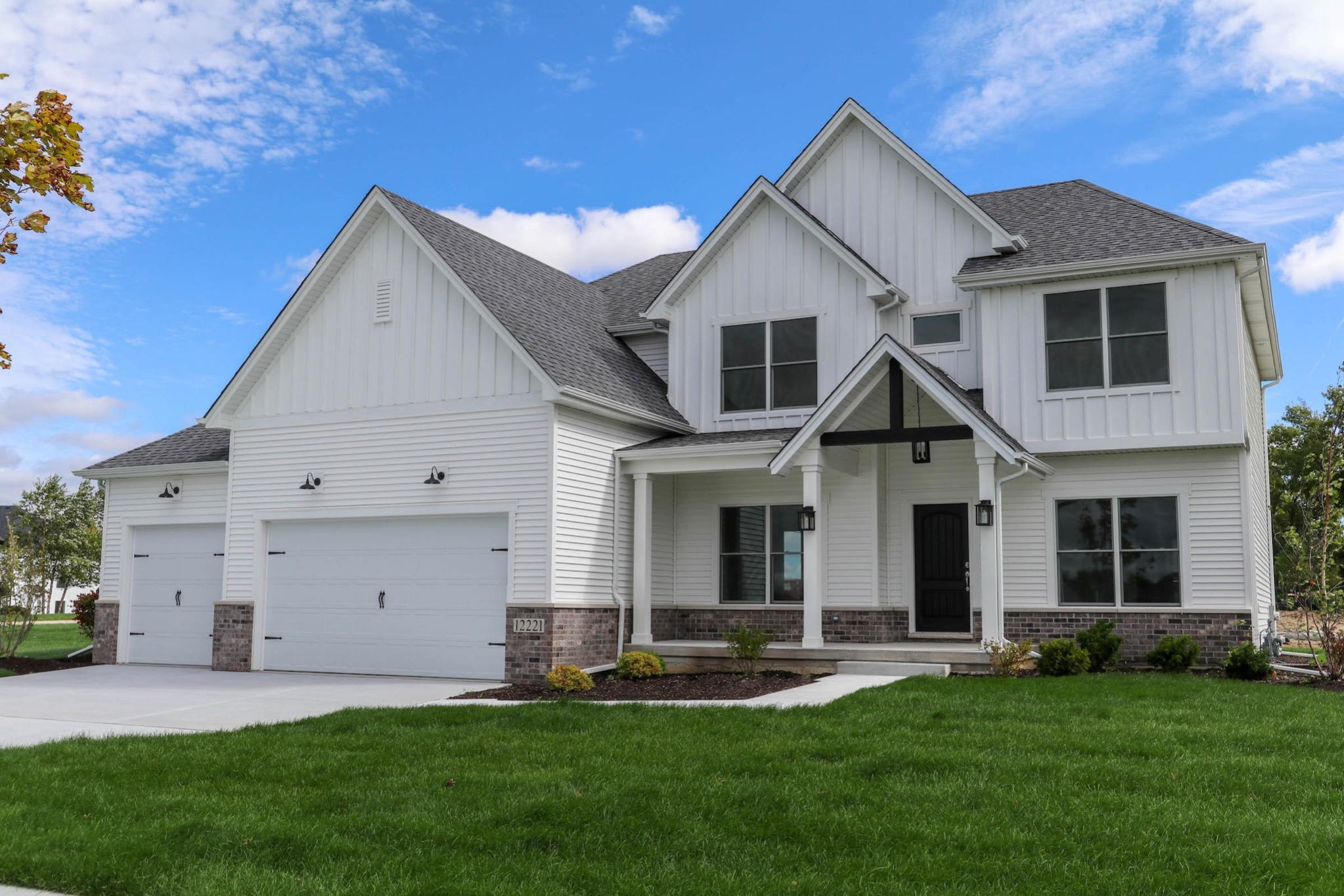 Stewart Ridge In Plainfield Djk Custom Homes