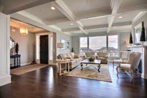Great Room + Entryway