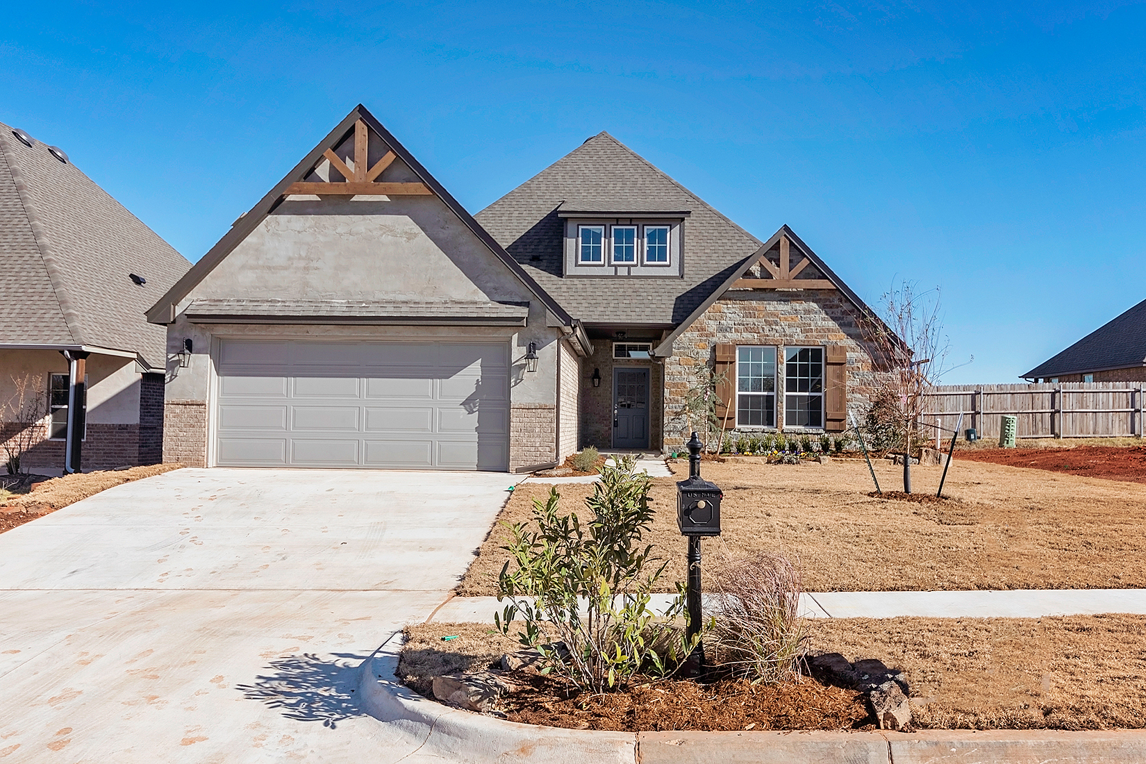 Luxury home builders in edmond ok homemade ftempo for House builders in oklahoma