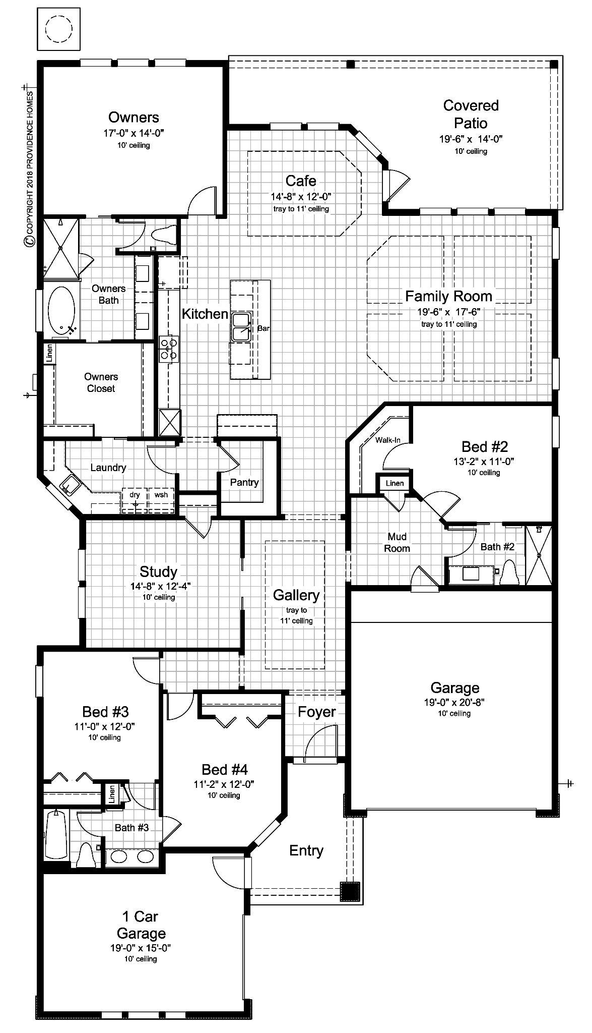 TR022 Floorplan