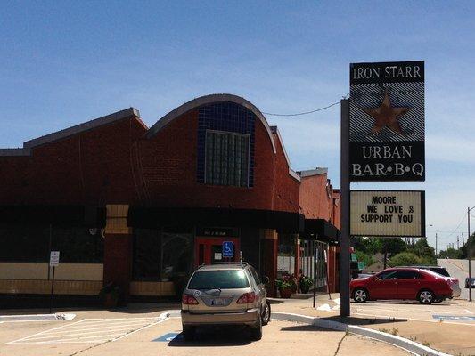 Iron Starr BBQ Oklahoma City