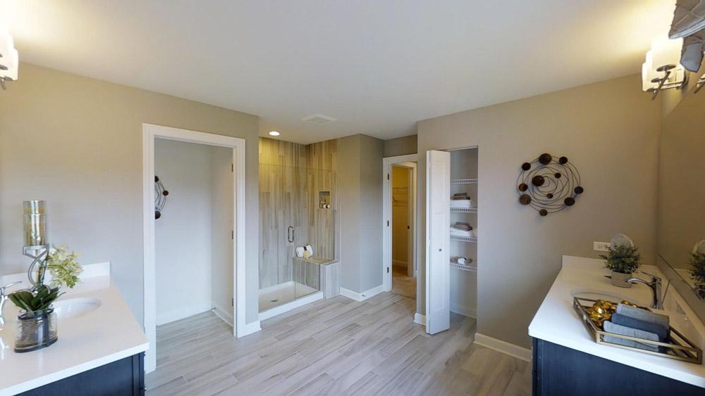 Jericho Ii New Home Floor Plan William Ryan Homes
