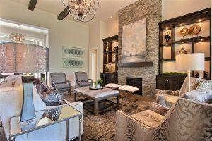 The Turtledove's Award Winning Interior Decorating by Creative Interiors & Design