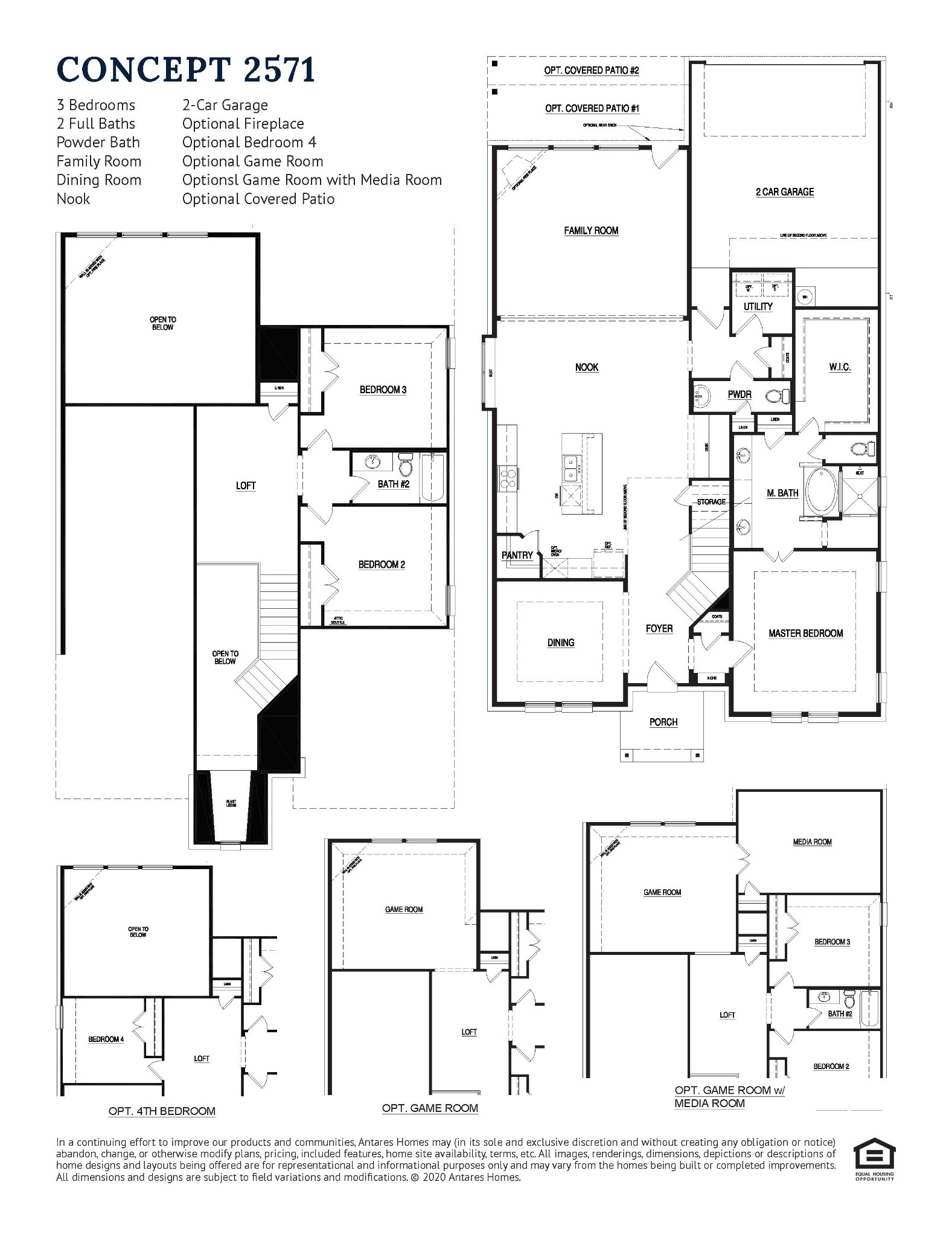2571 Floorplan
