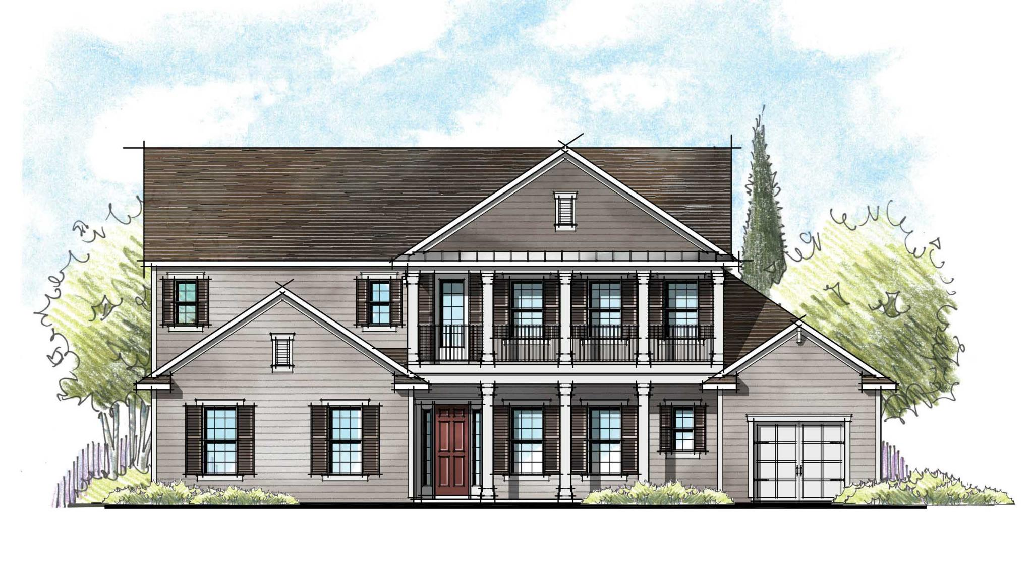 The Charlotte Coastal Elevation 2