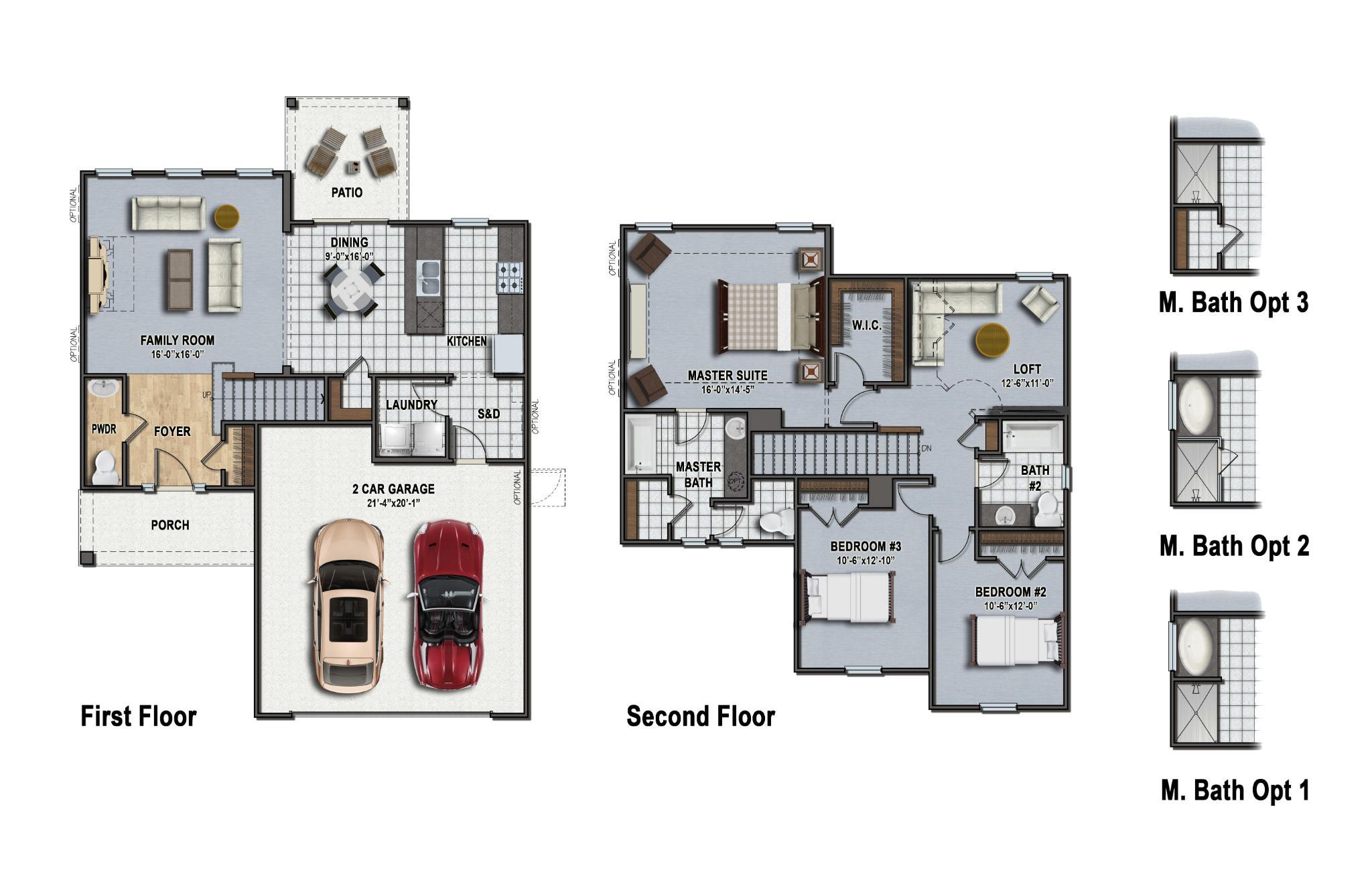 Dillon Floor Plan