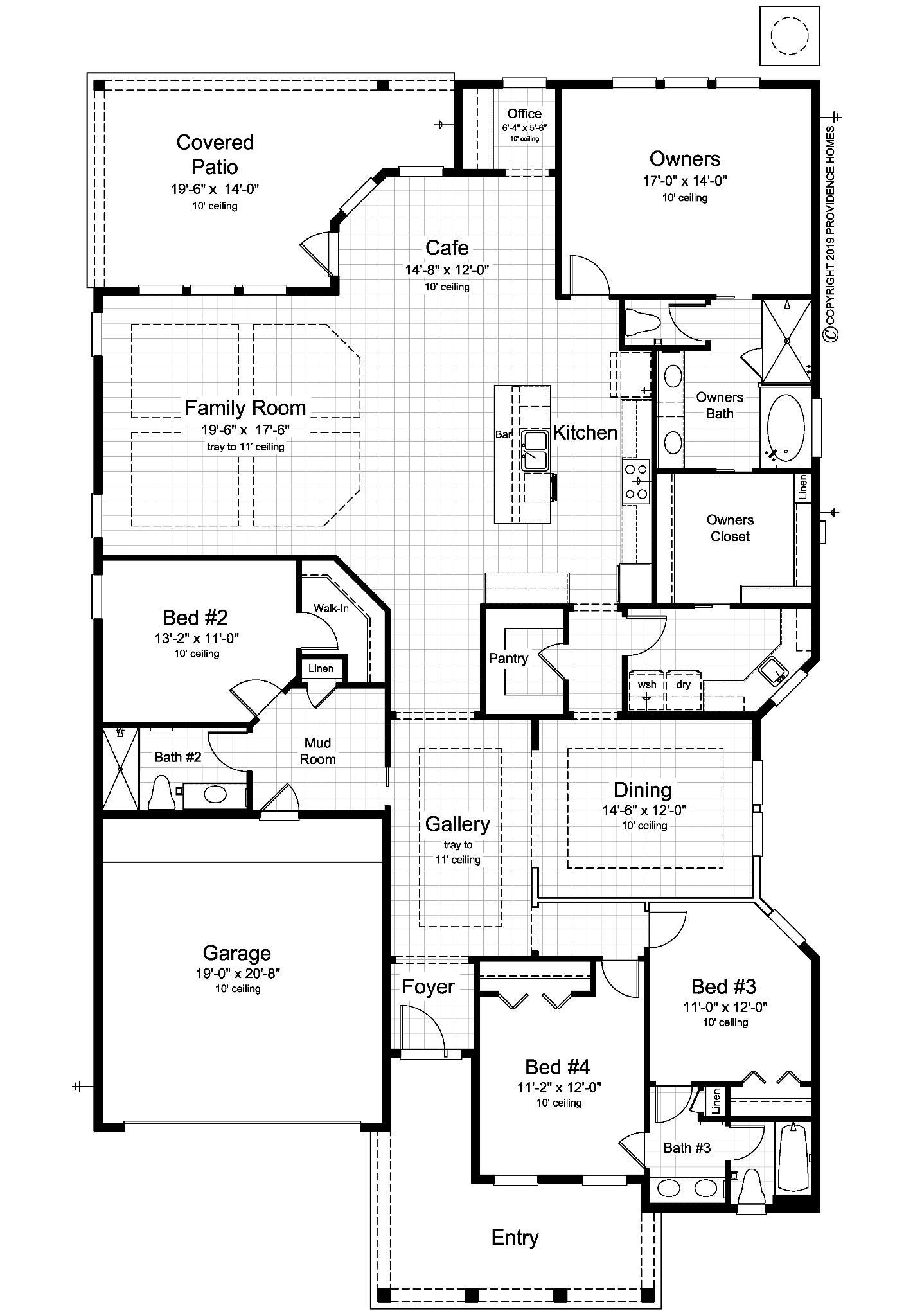 TR025 Floorplan