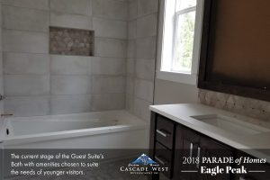 Parade of Homes 2018 : Eagle Peak : Guest Suite - Youth : Currently Under Construction