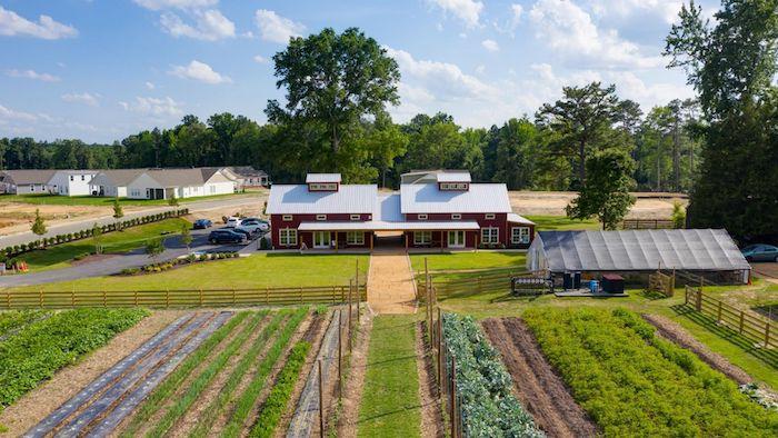 Woodside Farms.