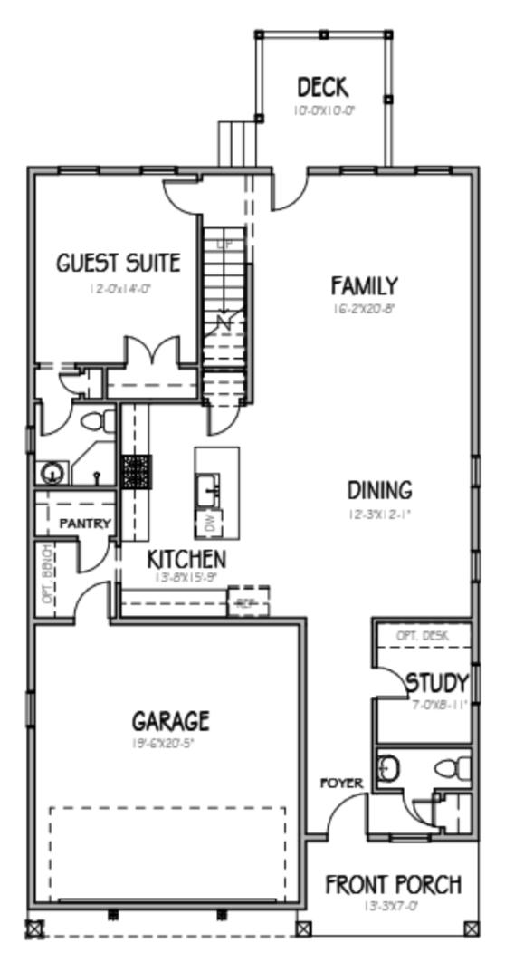 Joy A - First Floor
