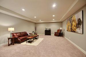 XL Media Room w/ Walk-In Closet