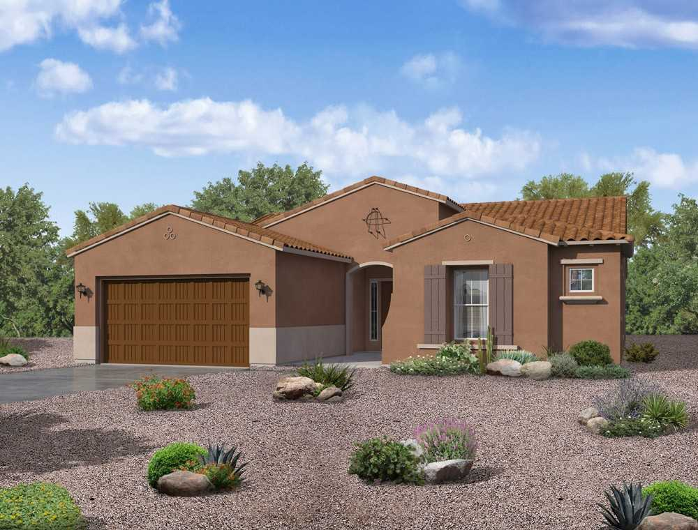 14411 S 178th Dr New Home In Goodyear Az