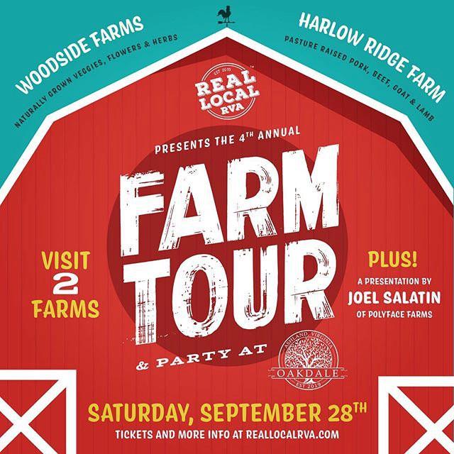 4th Annual Farm Tour.
