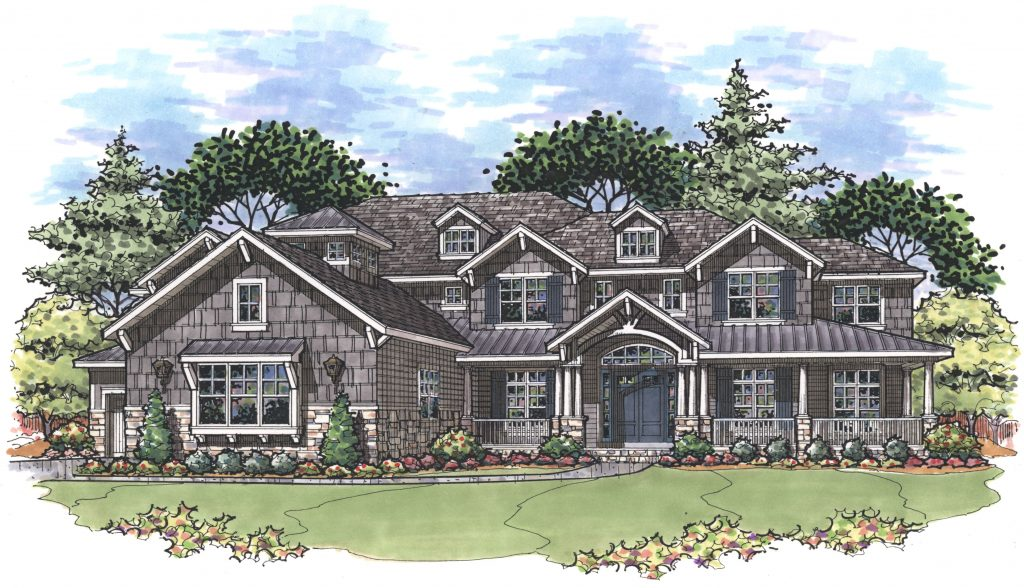 Starr-Weiss Residence-ElevColor (002)