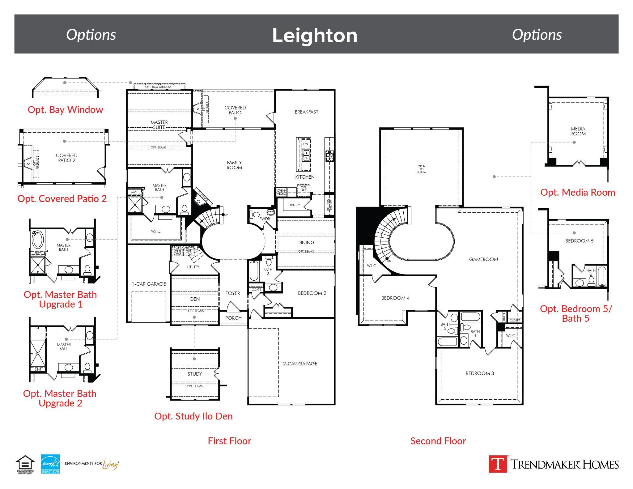 Leighton - Parks at Legacy