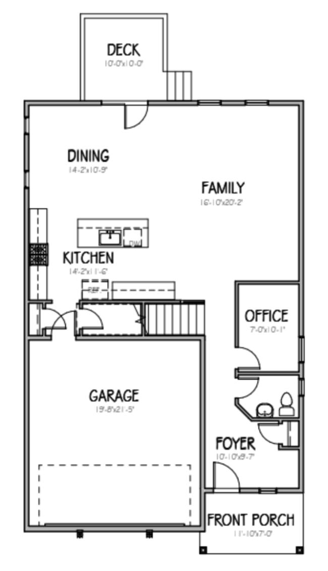 Lucky A - First Floor