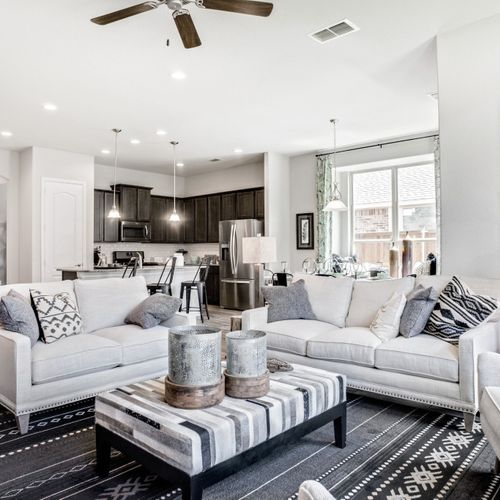 new homes in ft worth chisholm ranch trail
