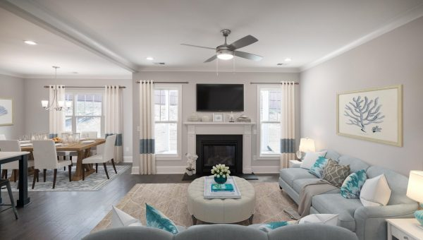New Homes in Simpsonville
