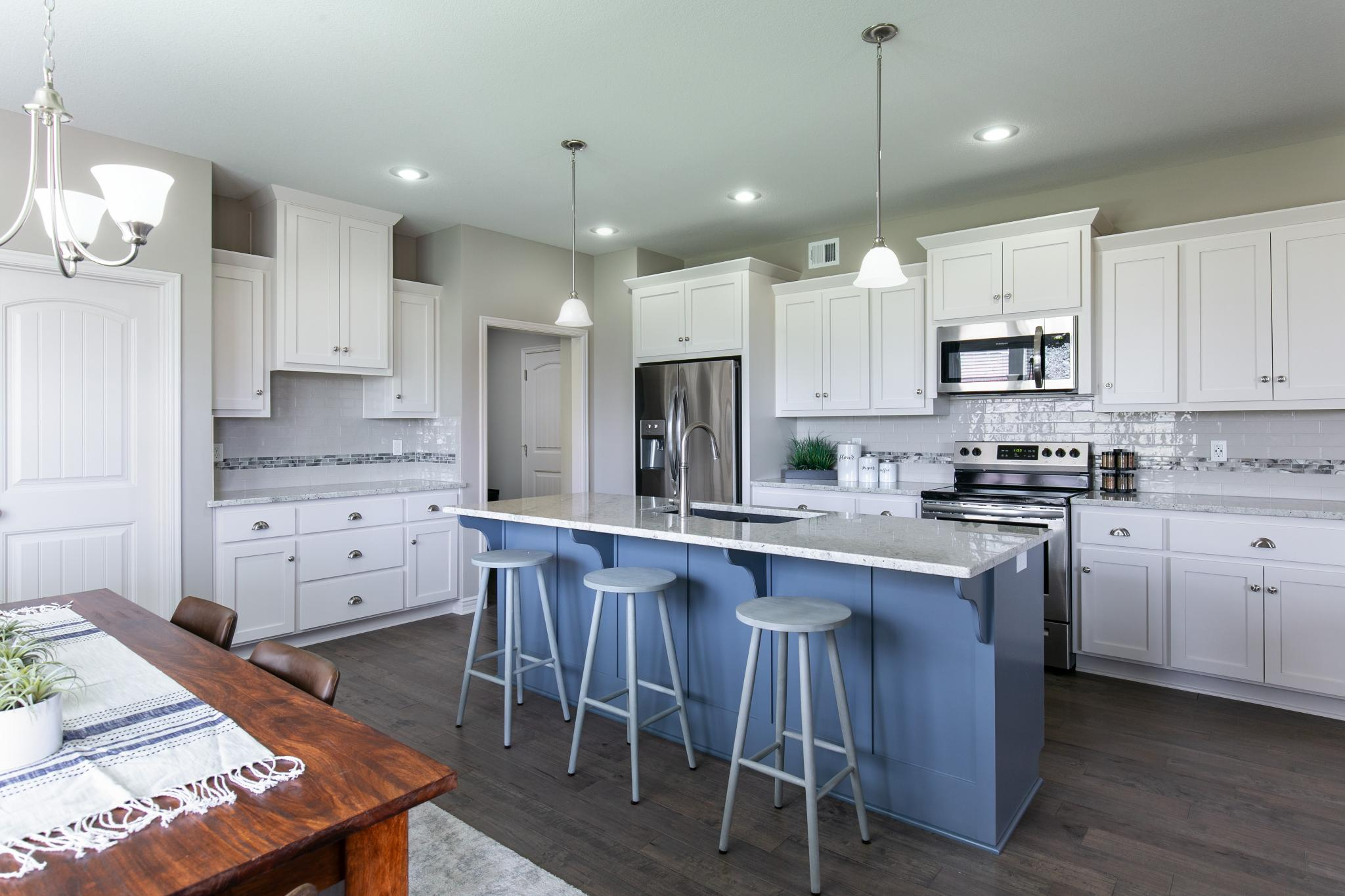 Chapel Ridge   New Homes in Parkville   Summit Homes KC