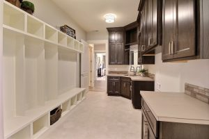 The Mud Room in The Master Closet in The Turtledove's Award Winning Master Wing
