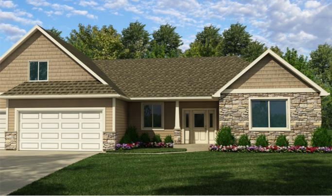 Columbia Ridge Homes New Homes In Yakima