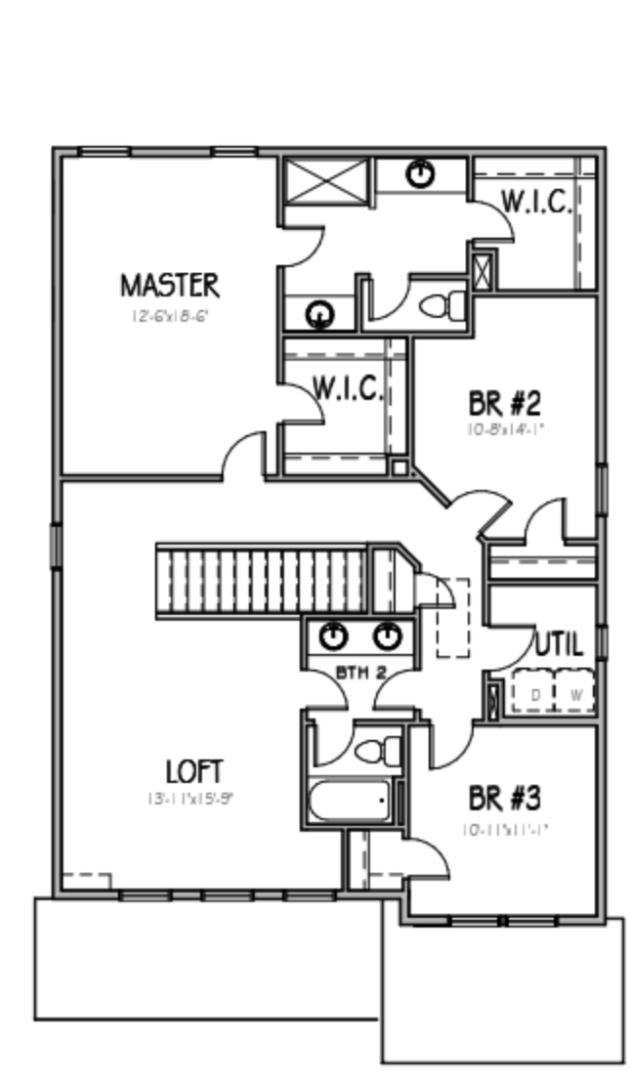 Lucky A - Second Floor