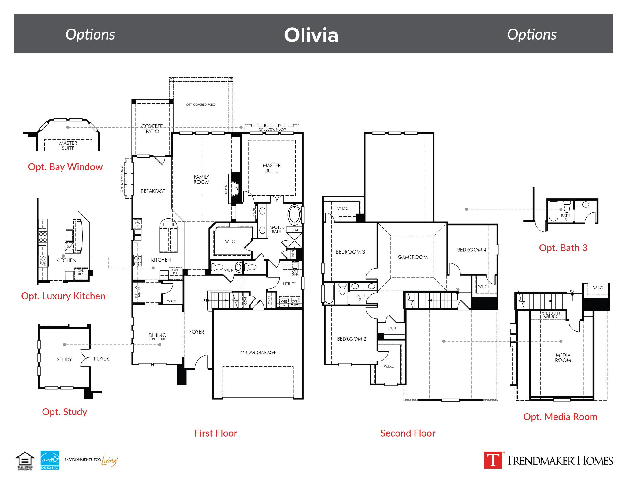 Olivia - Lakeside Estates