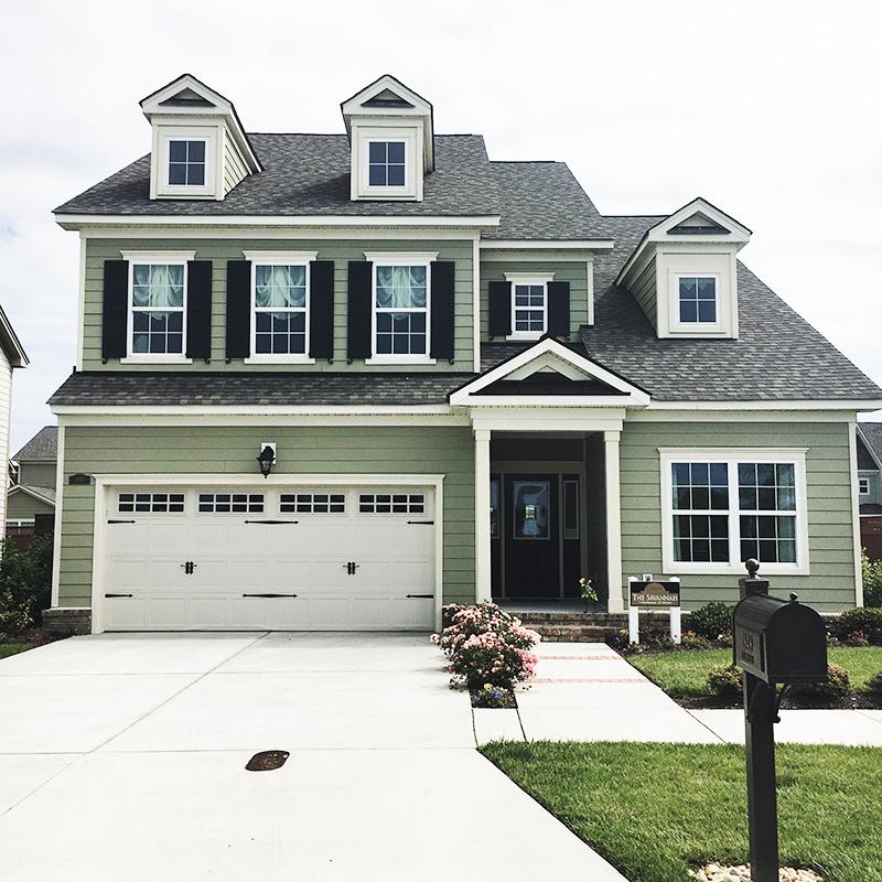 Vendor Spotlight James Hardie Bishard Homes
