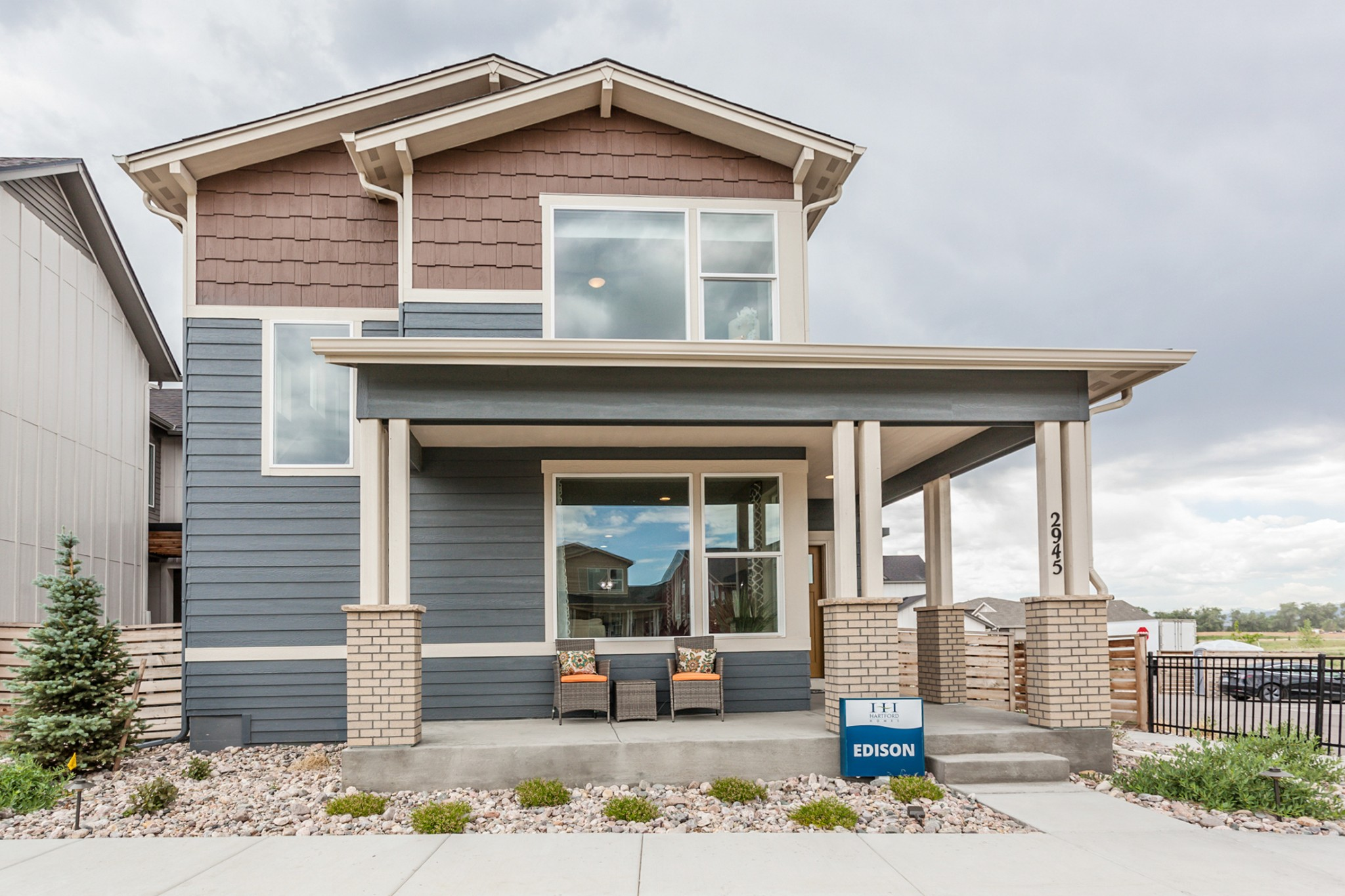 2668 Sykes Drive Fort Collins Co Hartford Homes