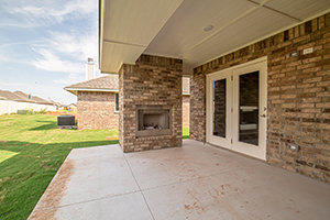 Homes for sale in Mustang OK with California living rooms