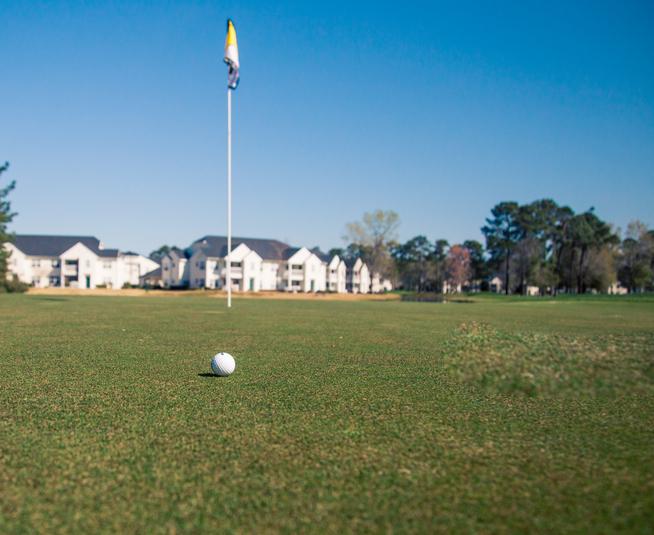 New homes near a Myrtle Beach golf course