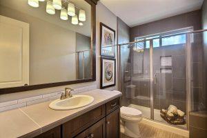Full Bath w/ Walk-In Tile Shower