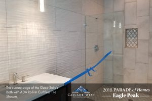 Parade of Homes 2018 : Eagle Peak : Guest Suite - Aging : Currently Under Construction