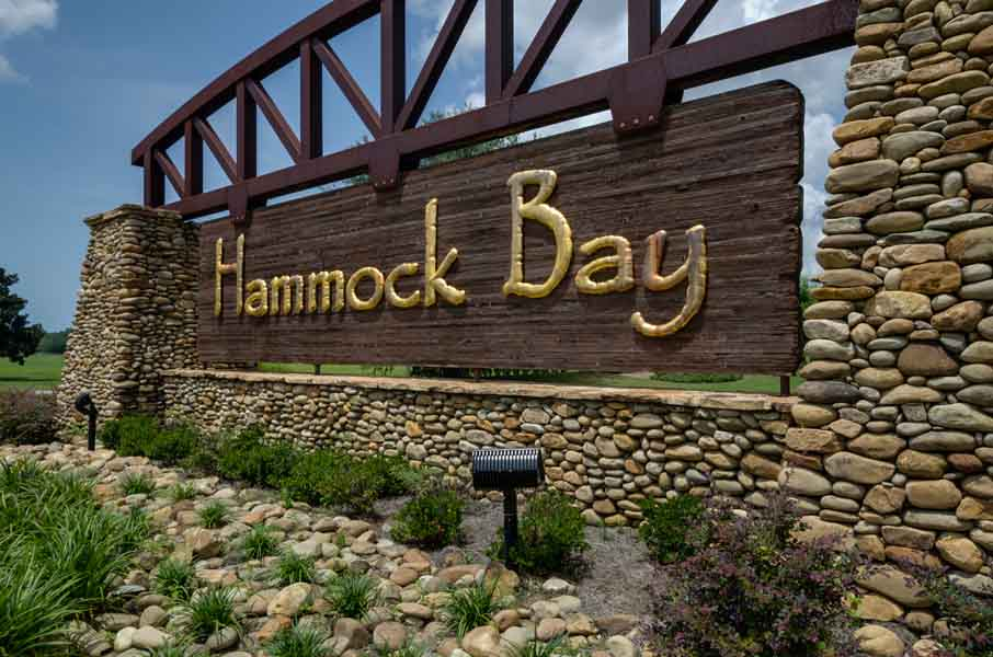 Hammock Bay Freeport New Homes Holiday Builders