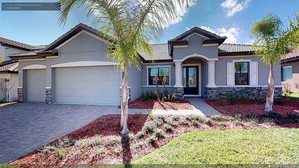 Somerton Place At The Villages Of Avalon New Home Community In