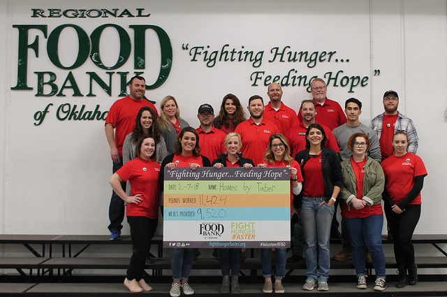 Homes by Taber Food Bank