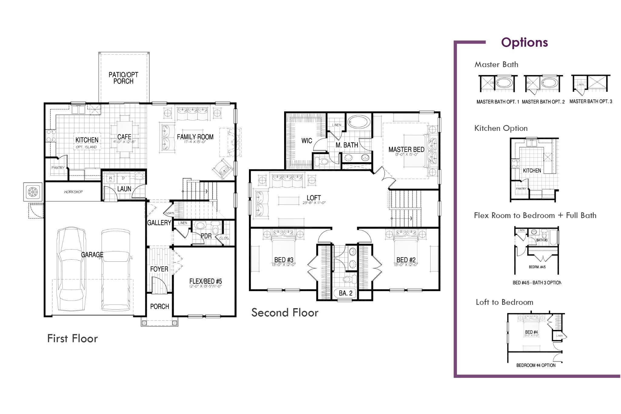 Church Hill Floor Plan