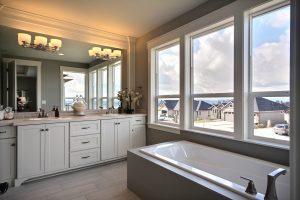 Master Bath (Shower + Water Closet +XL Walk-In Closet Not Shown)